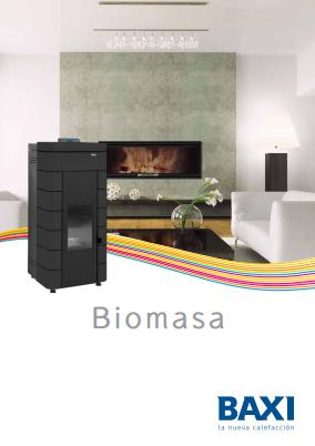 Catalogo Baxi Biomasa