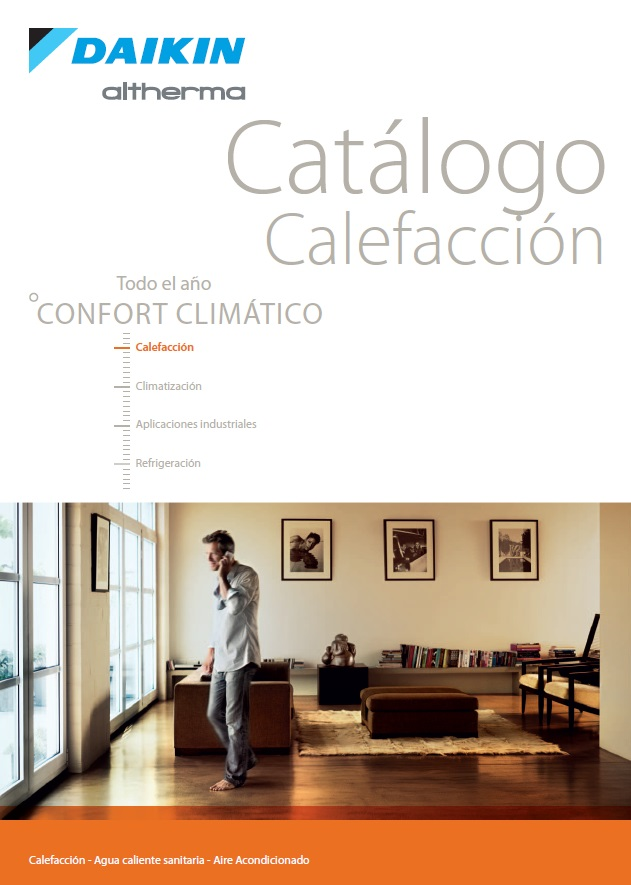 Catalogo daikin Altherma