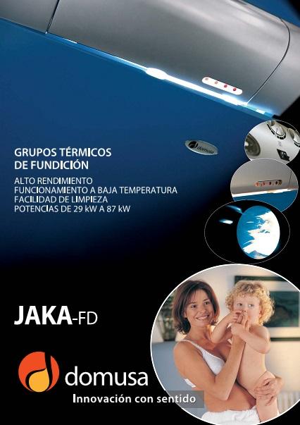 Catalogo Caldera Domusa JAKA