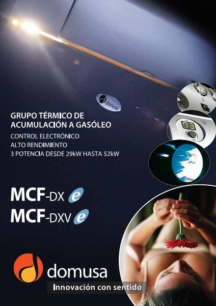 Catalogo Caldera Domusa MCF DXe