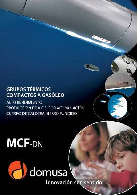 Catalogo Caldera Domusa MCF DN