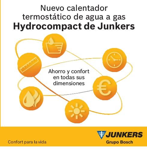 Catalogo Calentador Junkers Hydrocompact