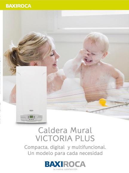 Catalogo Comercial Caldera Baxi Victoria