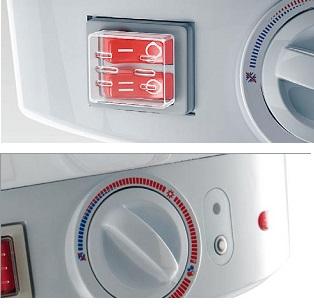 Control termos eléctricos Domusa Hydro