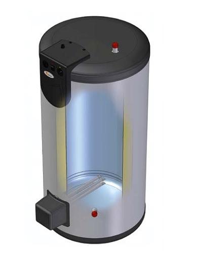 Interior termo eléctrico Domusa Hydrinox S