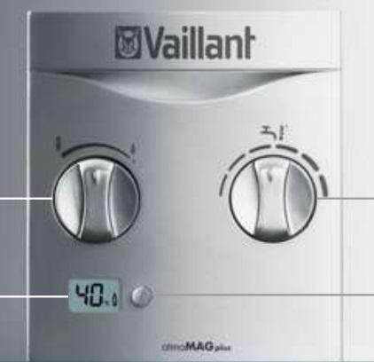 Panel Calentador Vaillant atmoMag