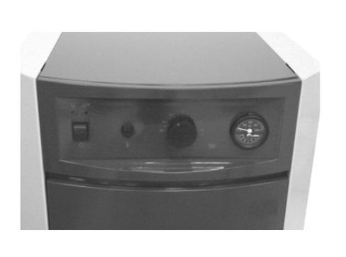Panel de control - Caldera Baxi LIDIA Plus
