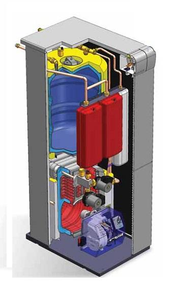 interior Caldera Domusa MCF DX