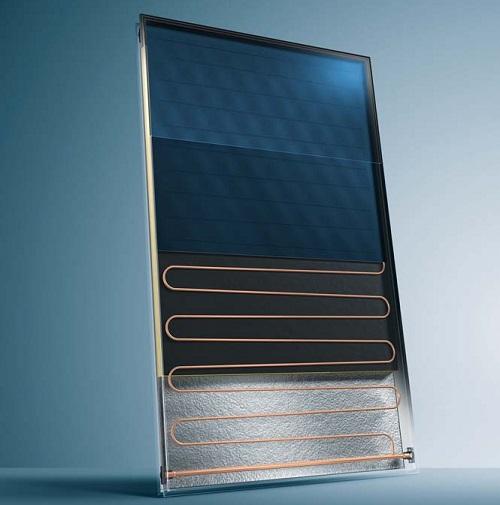 Captador solar Vaillant