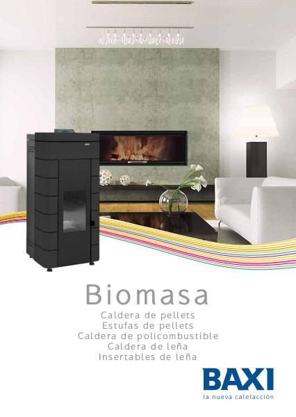 Catalogo Comercial Baxi Biomasa