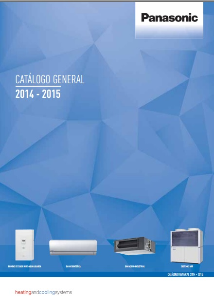 Catalogo Panasonic 2014-2015