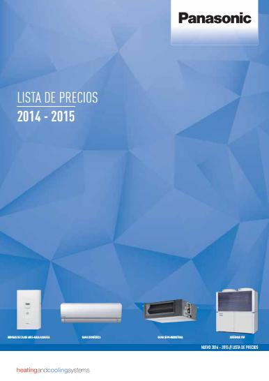 Catalogo Panasonic 2014