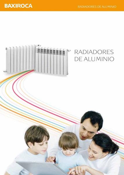 Catalogo comercial Radiadores Baxi