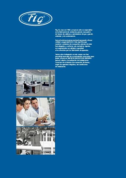 Catalogo tarifa Fig 2013