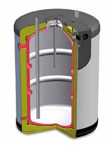 Interior Acumulador Domusa Sanit 100a250
