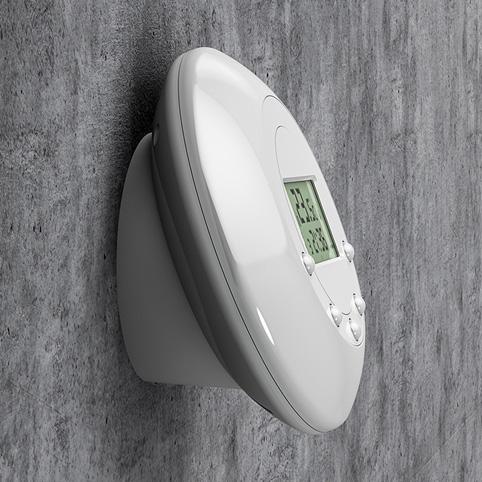 Lateral termostato wifi deisson