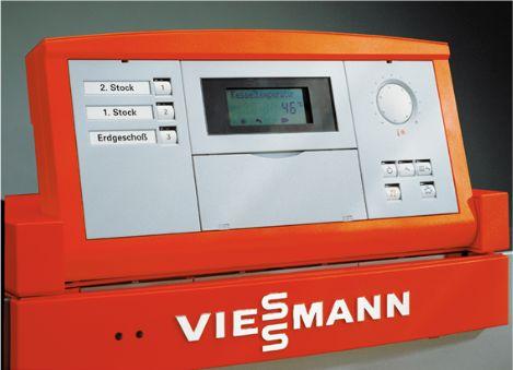 Regulacion Viessmann Vitotronic 100