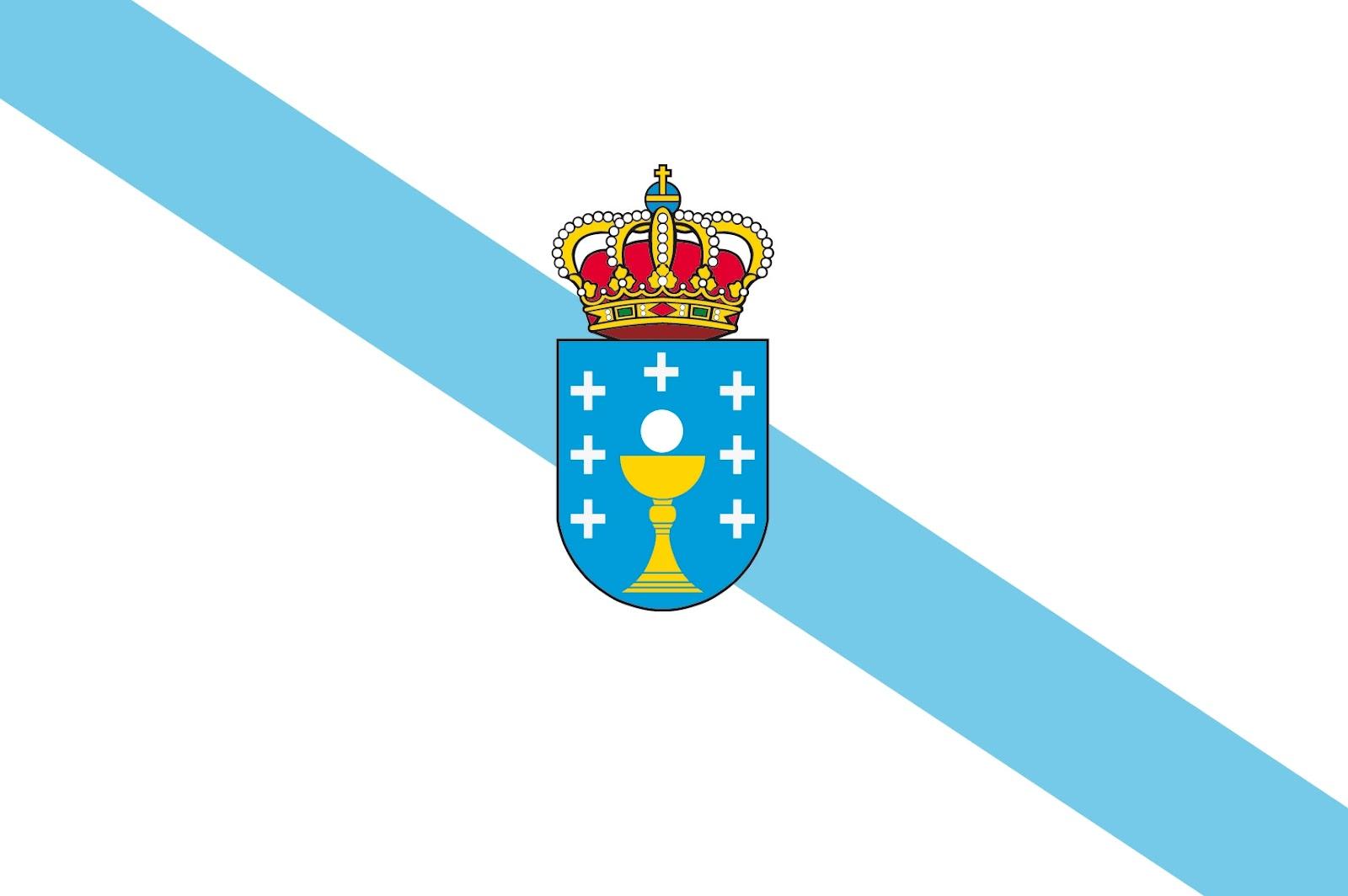 Bandera-de-Galicia