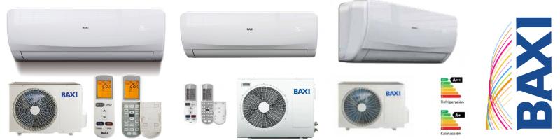 Aire acondicionado por conductos baxi precio y venta online for Aire acondicionado por conductos opiniones