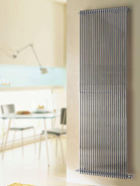 radiador baxi design giada vertical inox brillante