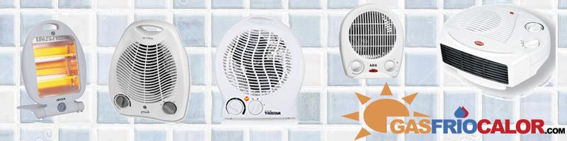 calefactor electrico gasfriocalor