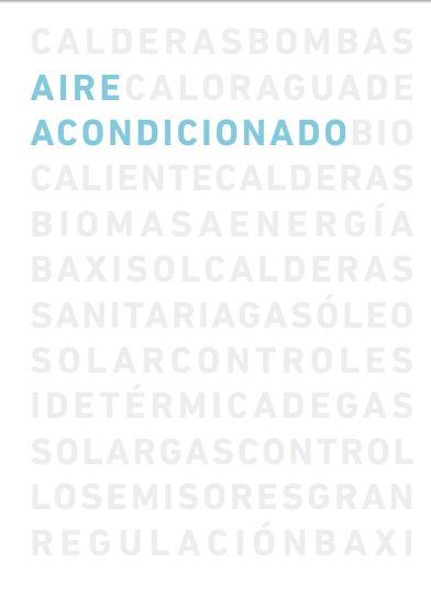 Catalogo Baxi Aire Acondicionado 2016