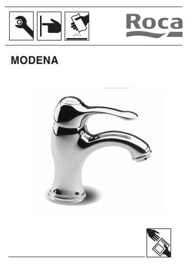 modena lavabo manual