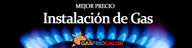 precio instalacion gas