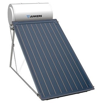 Sistema solar termosifon Junkers Smart para cubierta plana
