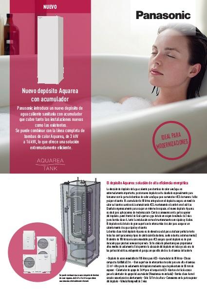 Catalogo-Comercial-Panasonic-Aquarea-Tank