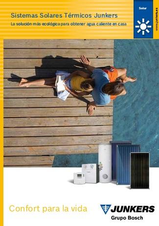 Catalogo Sistemas solares térmicos Junkers