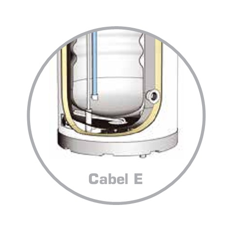 Detalle Acumulador Cabel E Tank-in-tank
