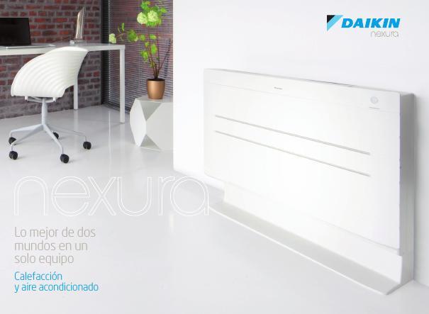 Aire Acondicionado Daikin Unidad Interior Suelo FVXG-K - Catalogo comercial