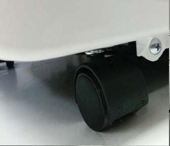 Aire Acondicionado portátil Argo RELAX - ruedas
