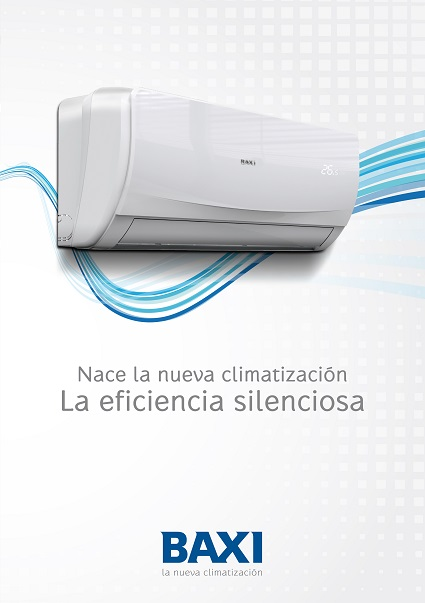 Catalogo Aire acondicionado Baxi ORION