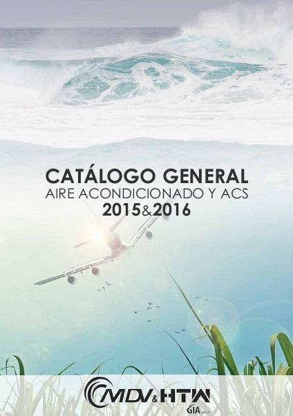 Catalogo HTW 2015
