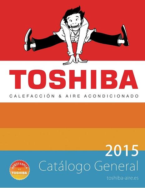 Catalogo general Toshiba 2015