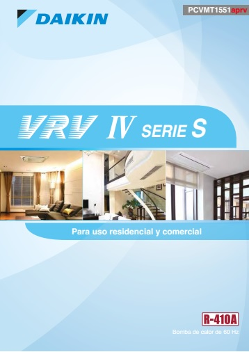 Daikin VRV - Catalogo