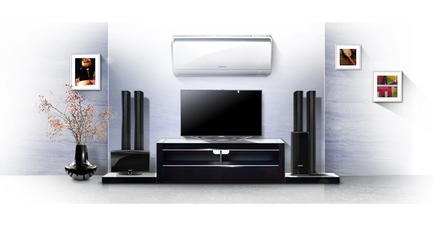 Instalación Split Samsung  Serie R-5400