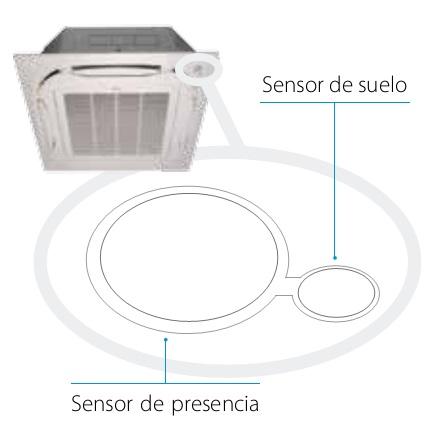 Sensor del Cassette Daikin CQSG-F