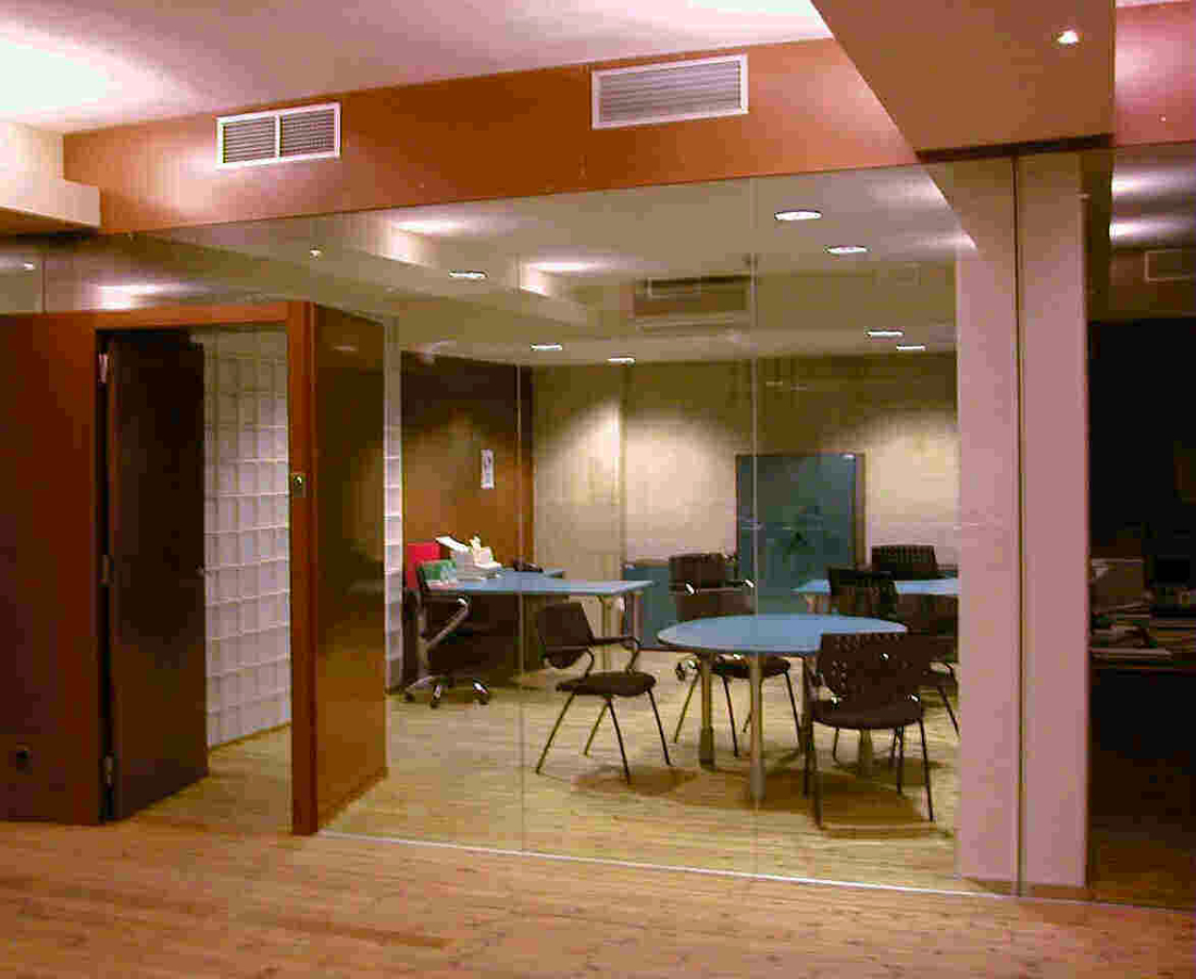 aire-acondicionado-por-conductos Hisense - instalacion