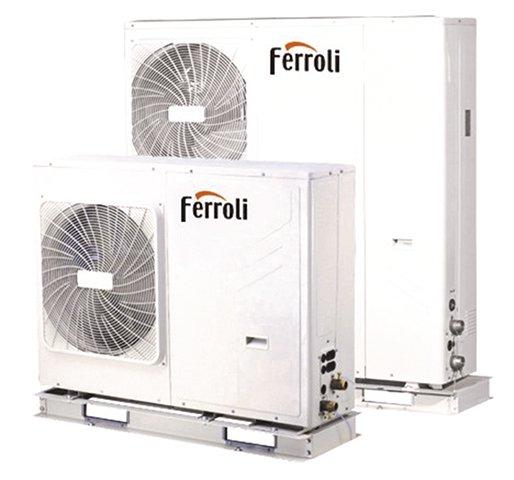 Bomba de calor Ferroli RVL I PLUS E