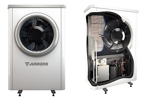 Bomba de calor Junkers HYDRO - Interior