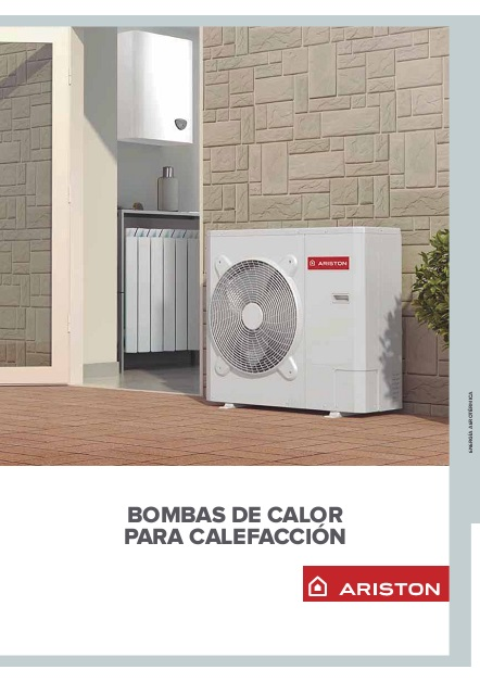 Catalogo comercial Bomba de calor Ariston Nimbus
