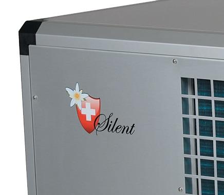 Detalle Bomba de calor para Piscinas Zodiac Z600 Silent