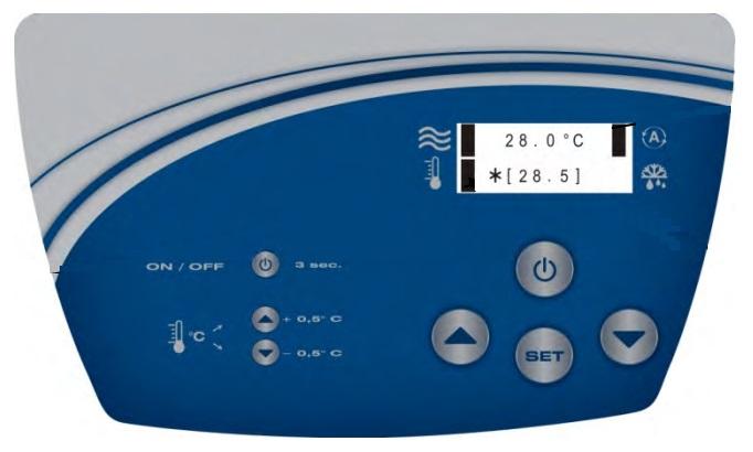 Mando Bomba de calor para Piscinas Zodiac Z300 D
