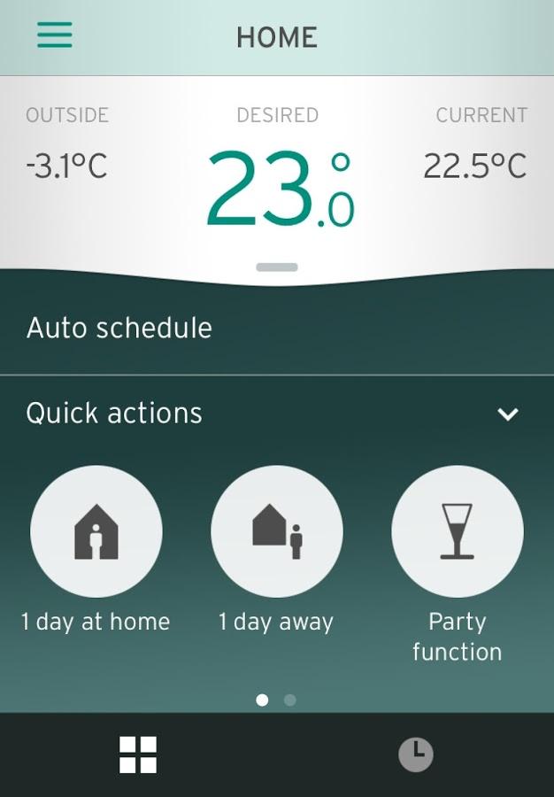 App multiMATIC de Vaillant II