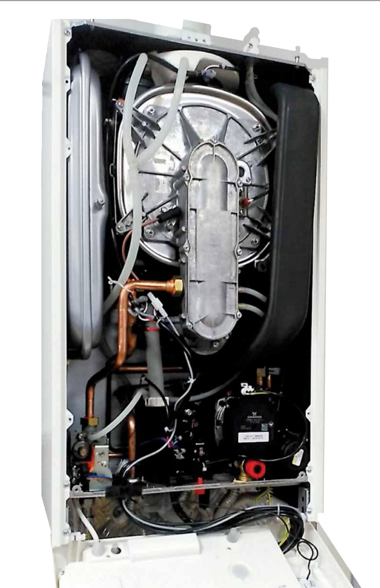 Caldera a gas de condensaci n immergas victrix exa 32 - Sonda esterna immergas victrix ...