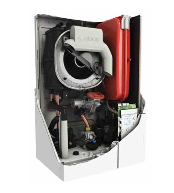 Caldera a gas de condensación Thermor NAMEA - Interior