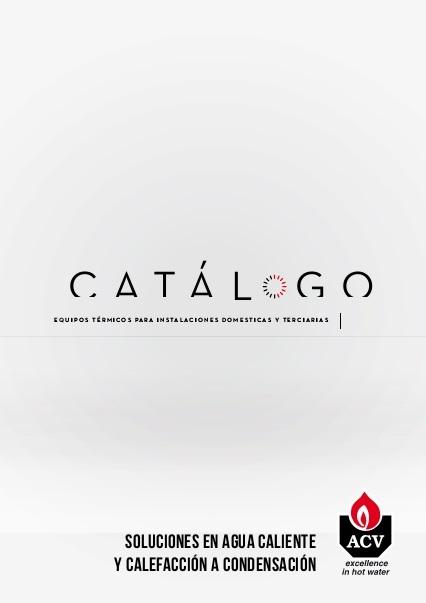 Catalogo comercial Calderas a gas ACV PRESTIGE KOMBI KOMPAKT